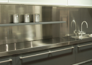Layton, UT Stainless Steel Countertop