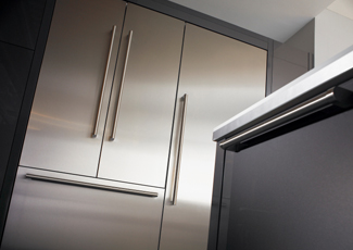 Provo, UT Stainless Steel Kitchen Cabinets