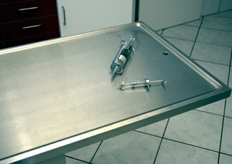 Draper, UT Stainless Steel Table