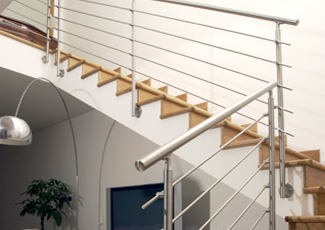 Stainless Steel Handrails - Murray, UT